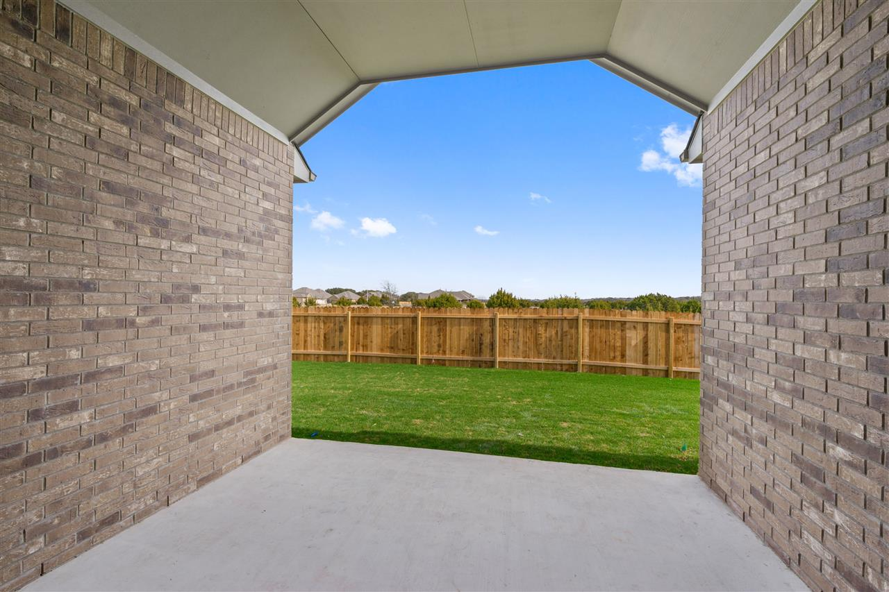 Texas-Sized Patio
