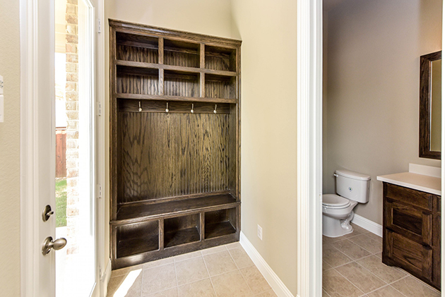 Mud Room/Secondary Bath