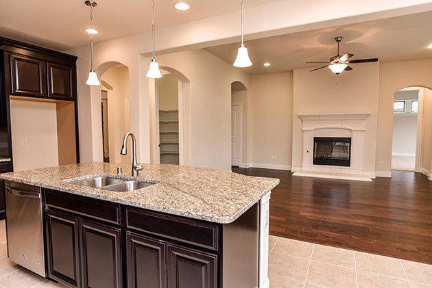 Kitchen / Family Room