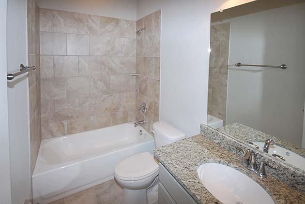 Seconday Bathroom