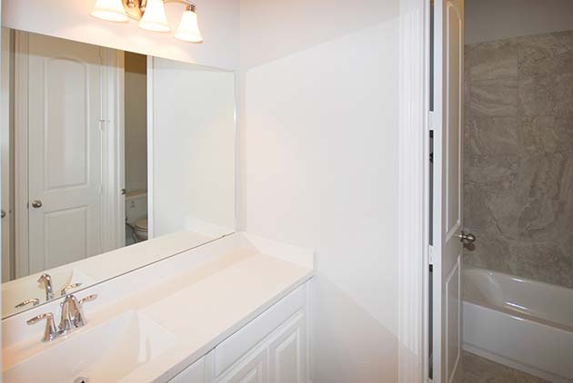 Secoondary Bathroom