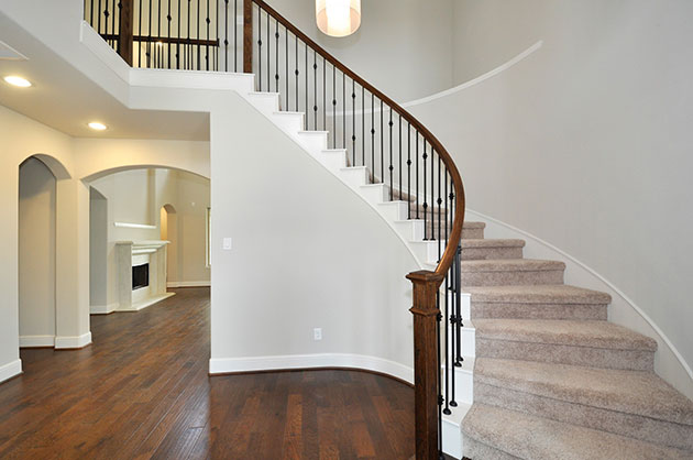 Foyer / Staircase View