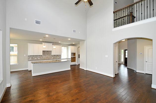 Family Room / Kitchen
