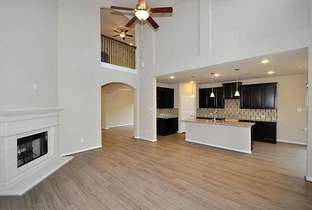 Family Room / Kitchen