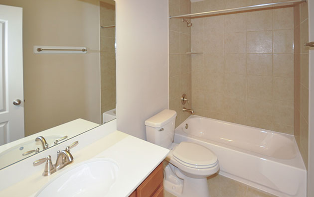 Secondary Bathroom