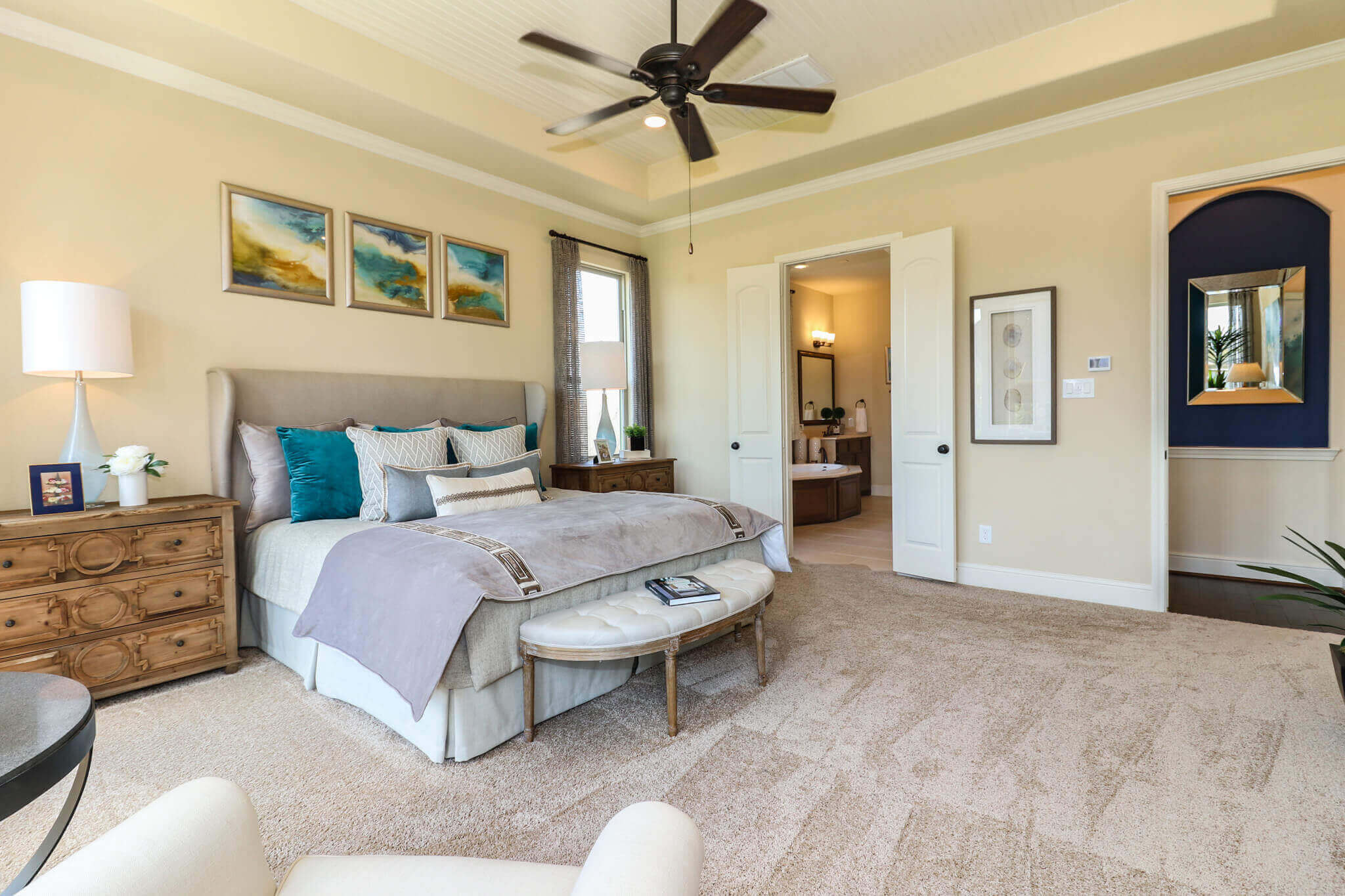 Master Bedroom - Design 7304