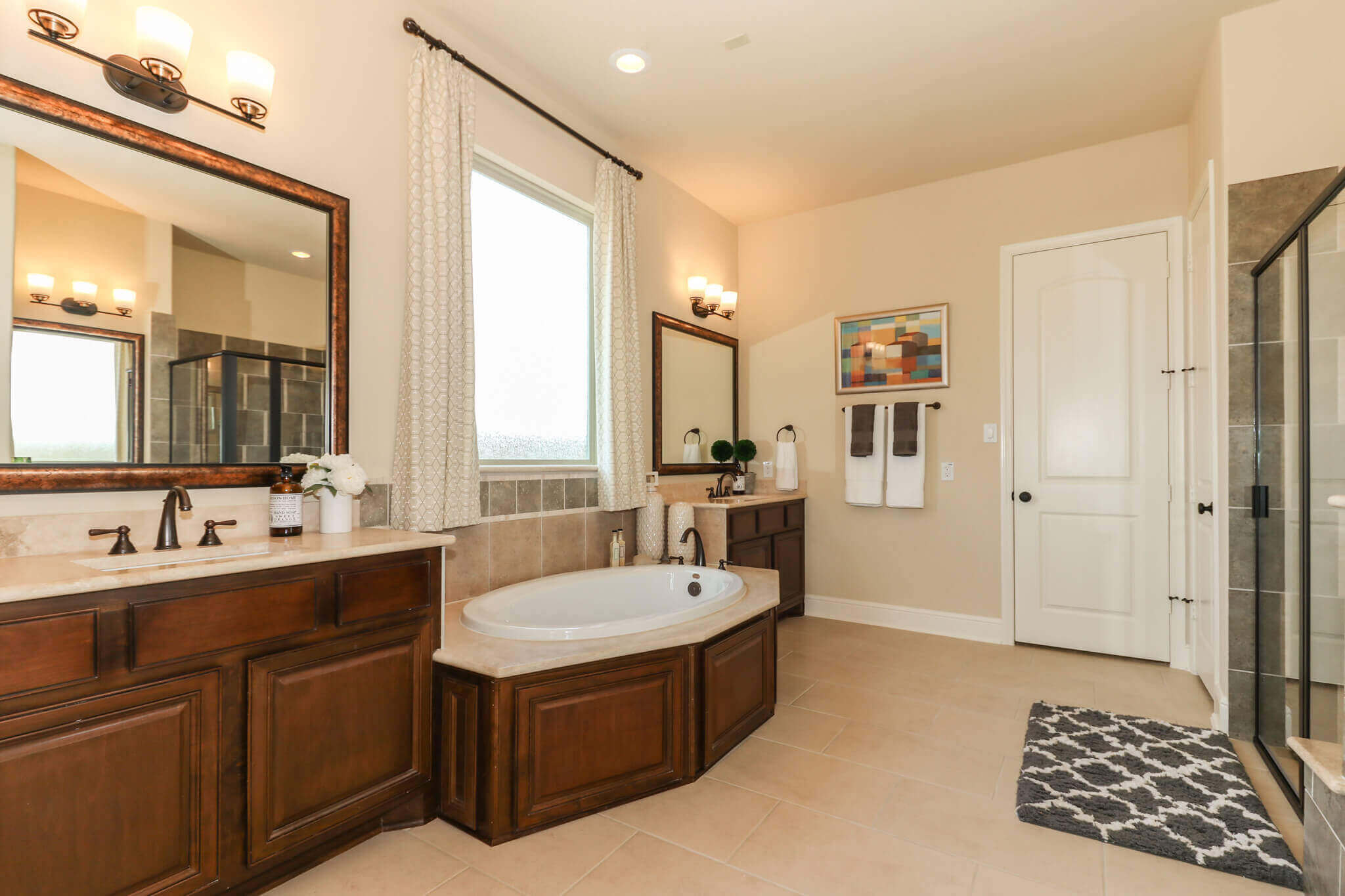 Master Bathroom - Design 7304