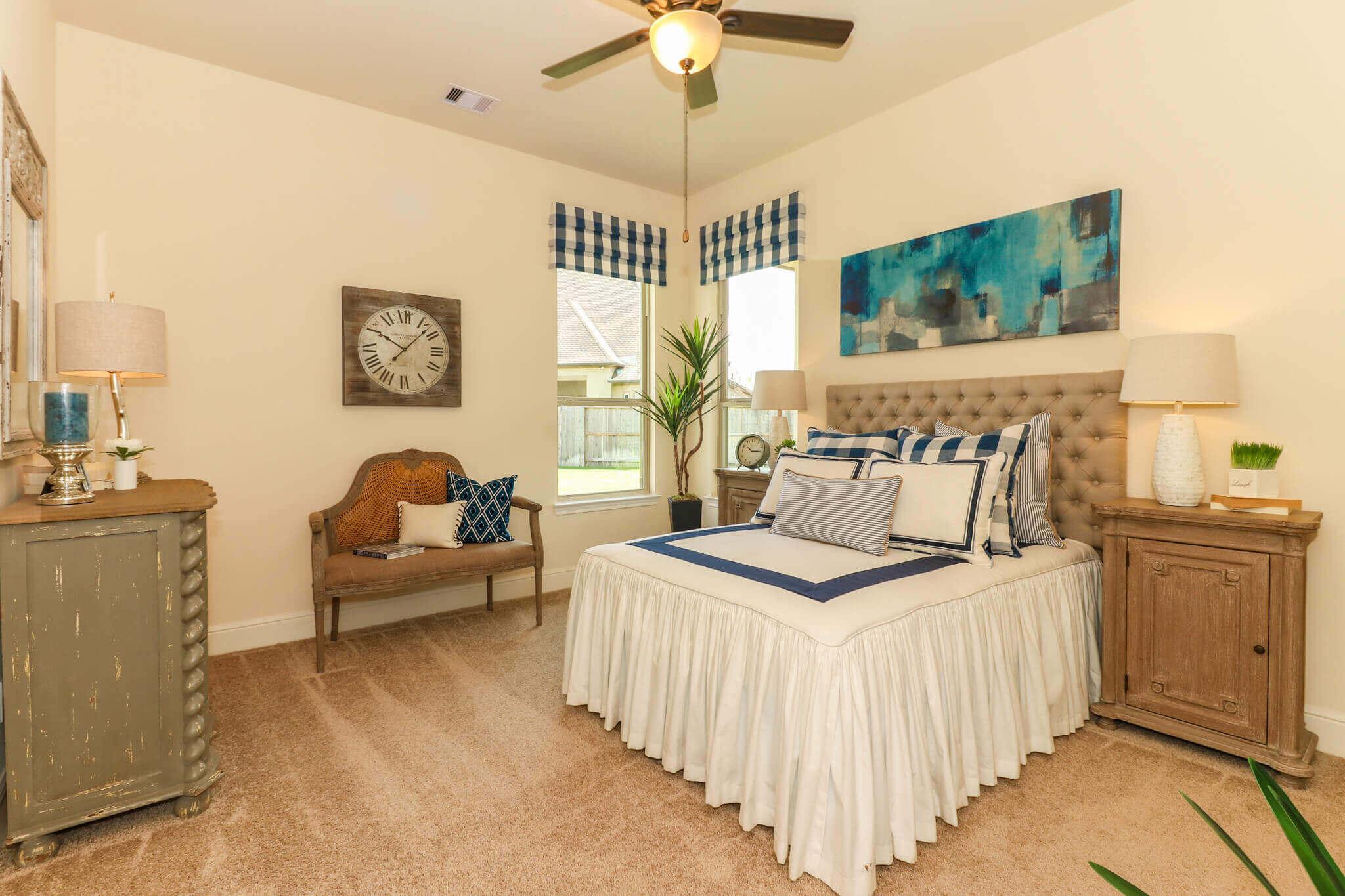 Secondary Bedroom - Design 7304