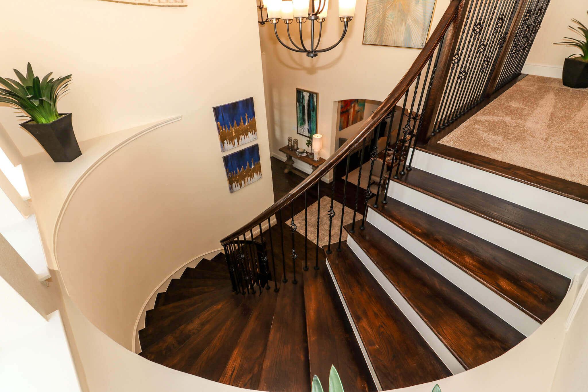 Staircase - Design 7304