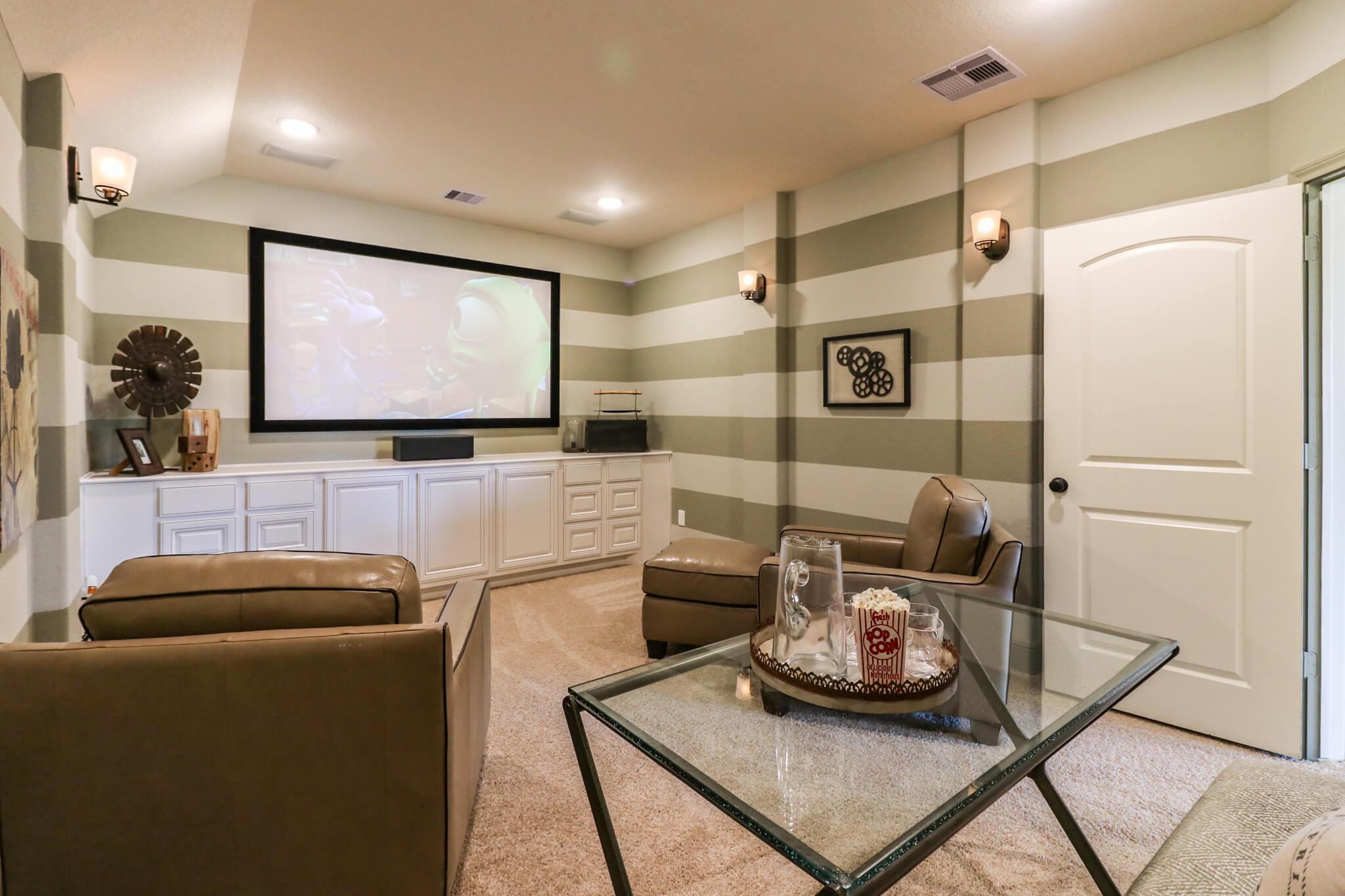 Media Room - Design 7304