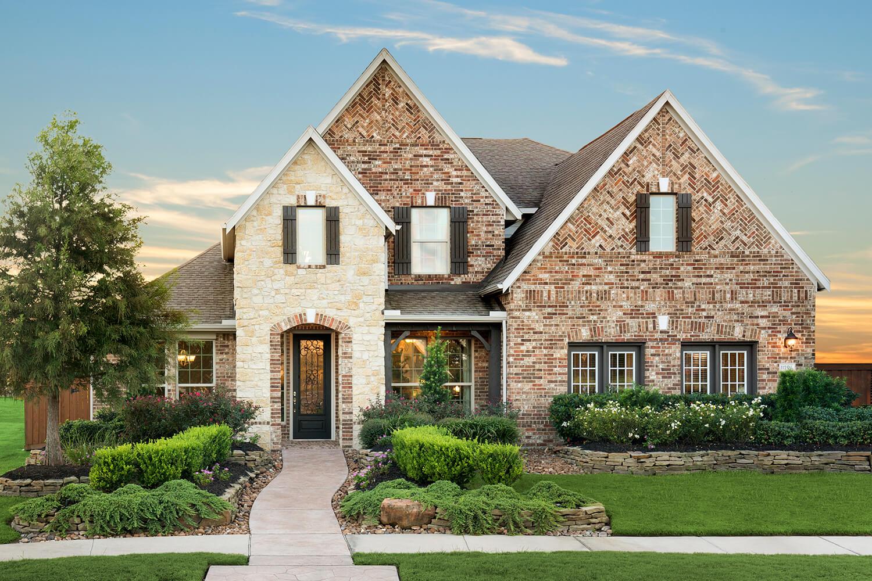 Model Homes Gallery | Houston. Model Home Gallery