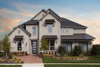 Model Homes In Dallas Tx Coventry Homes