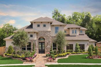 Coventry Homes in Sienna Plantation