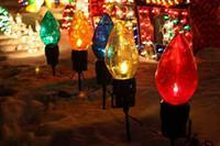 Where to See Holiday Lights this Season in Houston