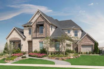 Two New Model Homes Open in Argyle Community of Harvest