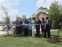 Newest Habitat For Humanity Home Complete
