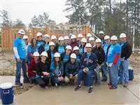 Coventry Homes and Plantation Homes Sponsor Habitat for Humanity Home