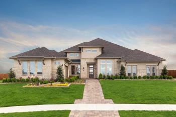 Luxurious Model Home Now Open in Star Trail
