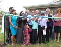 Amraoui Family Receives Keys to 2016 KPRC Habitat Home