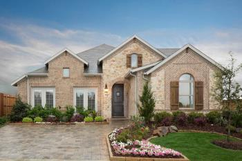 Gorgeous New Model Home Open in Marine Creek Ranch