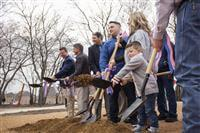 Plantation Homes Breaks Ground on Operation Finally Home Project