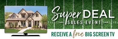 Super Deal Sales Event