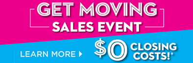 Get Moving Sales Event
